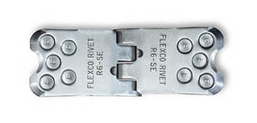 CAI RS-5-30 NON-MAGNETIC STAINLESS RIVET HINGE FASTENERS