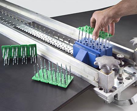 Flexco® Rivet Solid Plate Fastening System